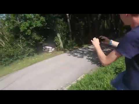 Weiz Rallye SP Rossegg Crash