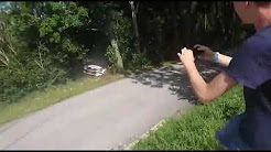 Weiz Rallye SP Rossegg Crash