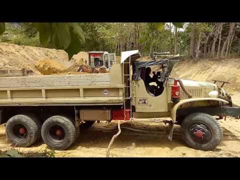 GMC CCKW (6x6truck)