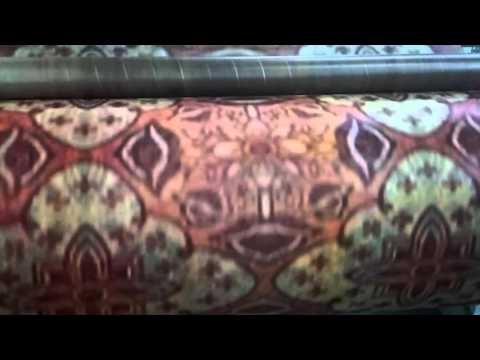 NonWoven Fabric  Offset Printing Machine