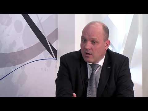Dr. Sascha Brozek, Senior VP and Global Head, Siemens Building Technologies and Systems