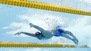 видео: Майкл Фелпс – самый титулованный олимпиец в истории