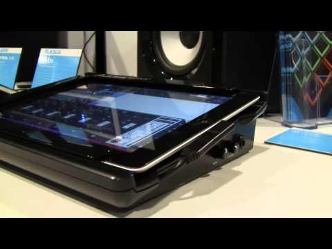 NAMM 2014: Alesis IO Dock 2