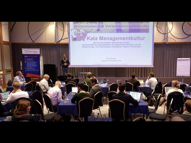 Der ZEP als organisationsweite Routine einer KATA-Managementkultur | KATA Convention 2018