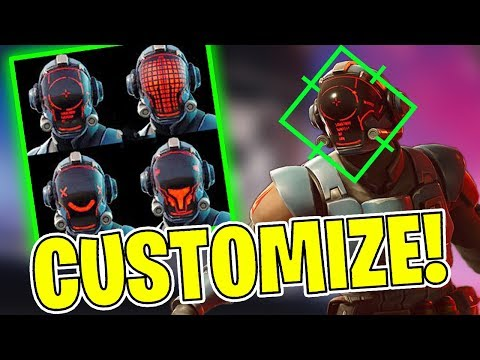 FORTNITE | A SKIN DO FILMAÇO É CUSTOMIZÁVEL! - PATCH V4.4