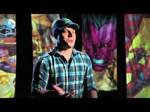 SDCC 2013  Necessary Evil Trailer