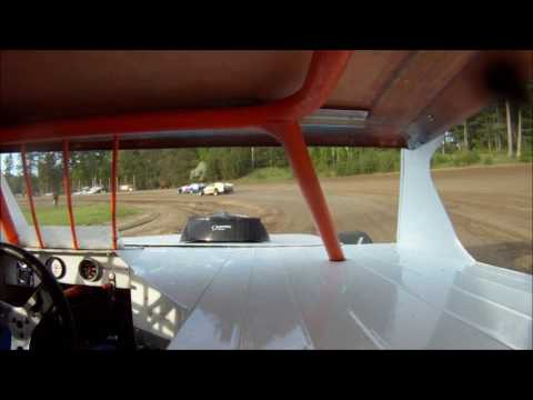 2011 Grand Rapids Speedway In Car May 26 MWM Heat Race