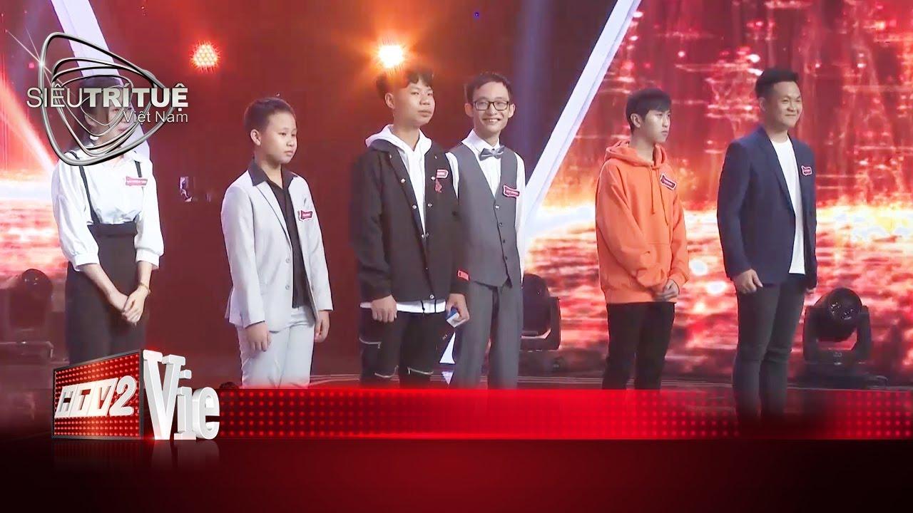 image Tranh tài quyết liệt, 6 tài năng Việt Nam gặp phải đối thủ quốc tế nặng kíI#11 SIÊU TRÍ TUỆ VIỆT NAM