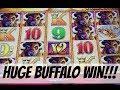 BUFFALO GOLD LIVE PLAY AND BONUS @ Graton Casino | NorCal Slot Guy