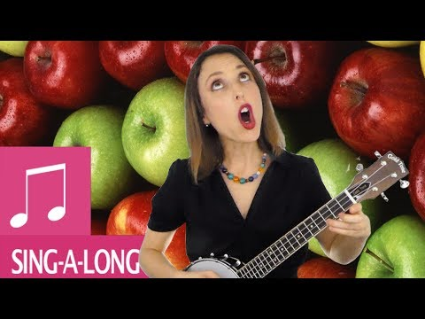 b57800ae Kids Songs about Food - Apple Tree Song by Alina Celeste - Nursery Rhymes  Learn Counting