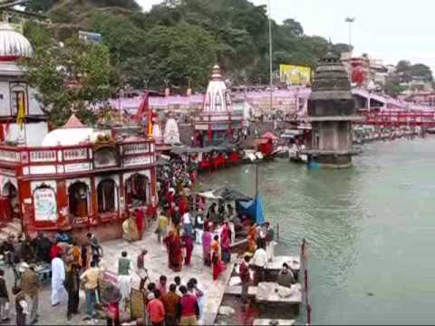 VISIT TO HARIDWAR - THE HOLI CITY
