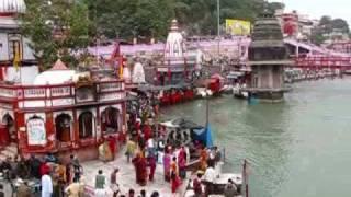 VISIT TO HARIDWAR - THE HOLI CITY