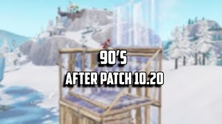 90's Fast After Patch 10.20 Fortnite ITA Tutorial