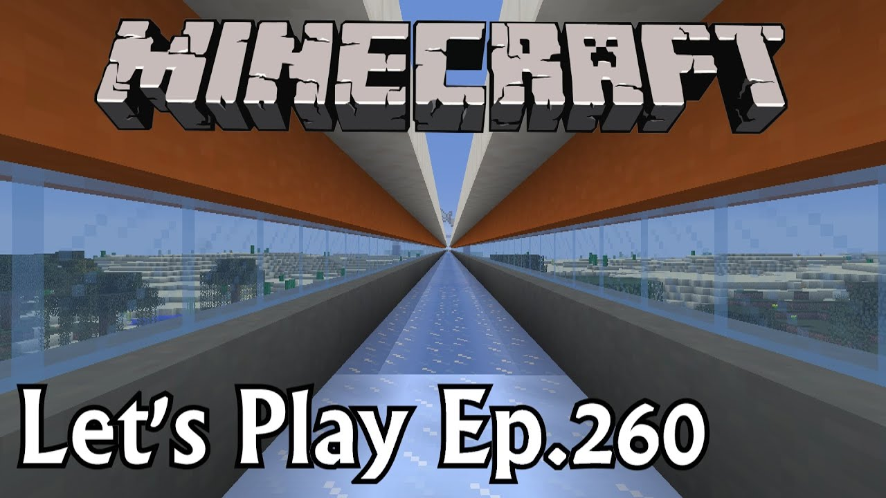 Minecraft Let S Play Ep 260 Ice Road Boating Youtube In minecraft, there are two ways to add blue ice to your inventory. minecraft let s play ep 260 ice road boating