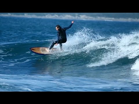 WOODEN SURFBOARDS: Surf meets woodwork