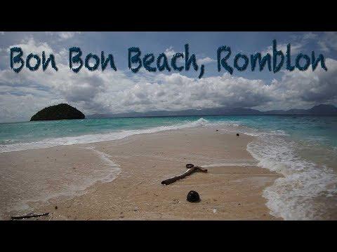 Bon Bon Beach, Romblon, Philippines