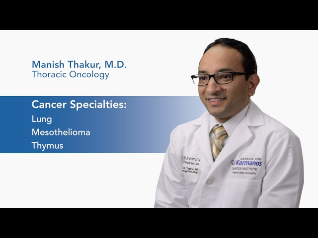 Meet Dr. Manish Thakur video thumbnail
