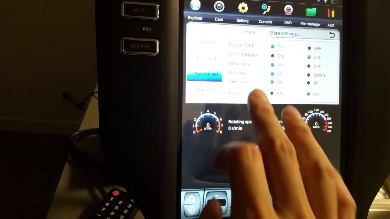 How to fix navi button not working on PX3 Tesla-style Android Head Units