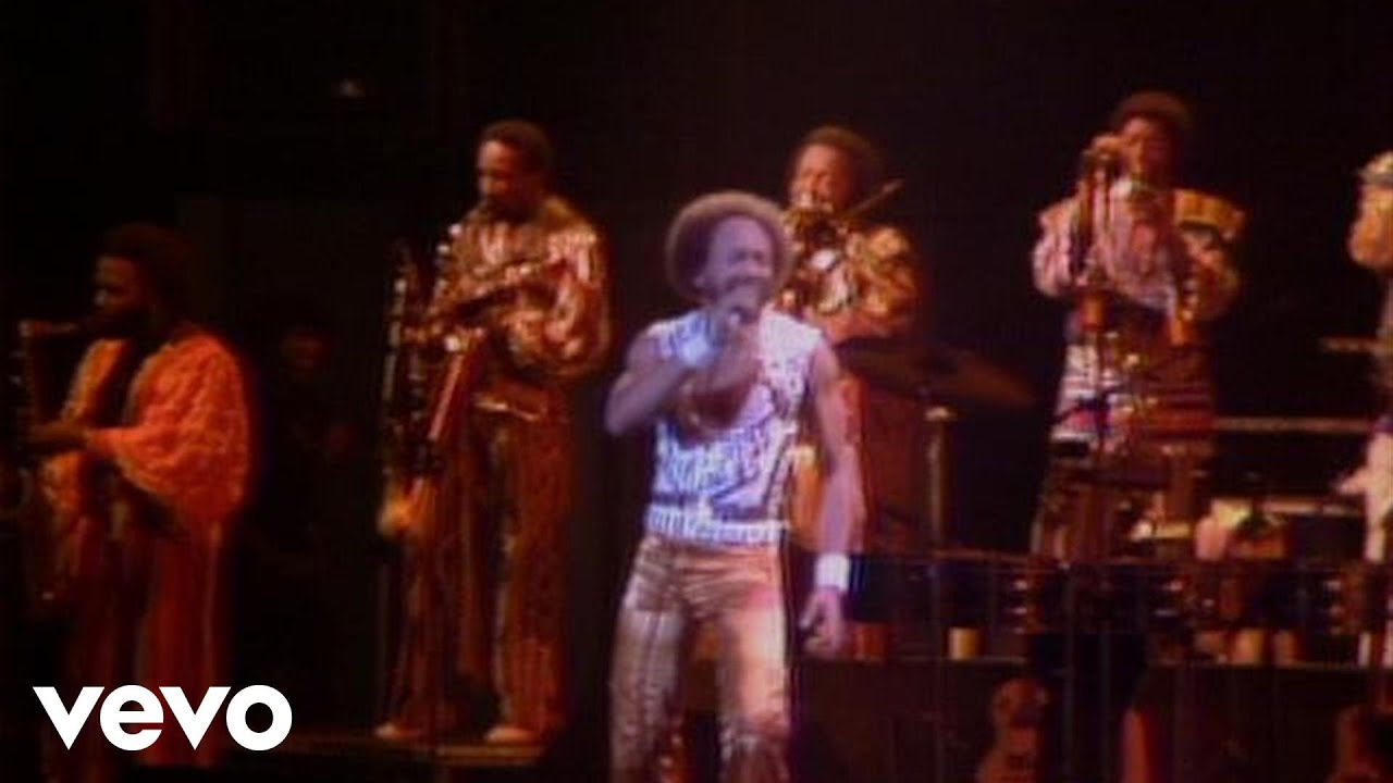 Earth Wind Fire All About Love