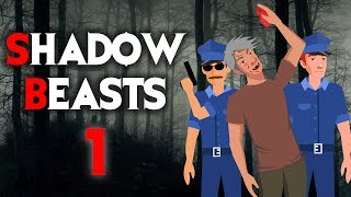 Shadow Beasts Horror Stories Animated