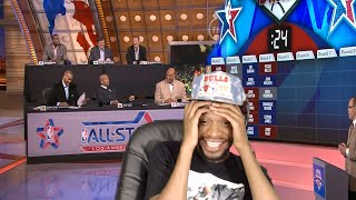 ULTIMATE ALL- STAR FANTASY DRAFT REACTION! 200K SUBSCRIBER SPECIAL!!! thumbnail