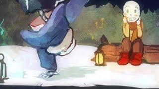 Dancetale- Better when Im dancing  Sans The Gamer