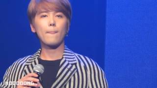 140920 Leehongki Nanjing Fanmeeting Still I M Saying