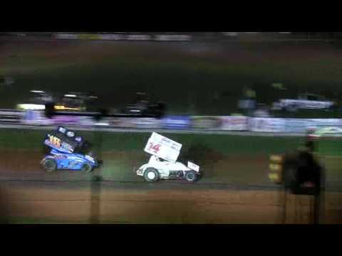 racesaver A main at bloomington Speedway 5-3-17