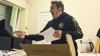 The BIGGEST SWAG PACKAGE I've ever been sent!!!
