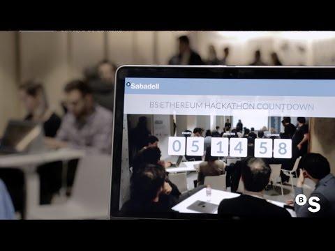 Blockchain Hackathon de Banco Sabadell, con Ethereum- BANCO SABADELL