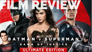 Batman v Superman: Dawn of Justice Ultimate Edition | Movie Review