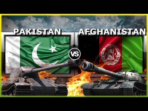 Pakistan Vs Afghanistan - Military Power Comparison 2019