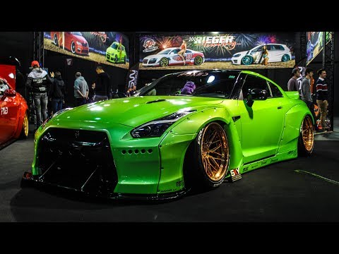 GR8 International CarShow 2018 Aftermovie | Stancenation