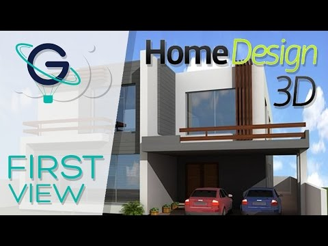 Home Design 3D (Video-Firstview)