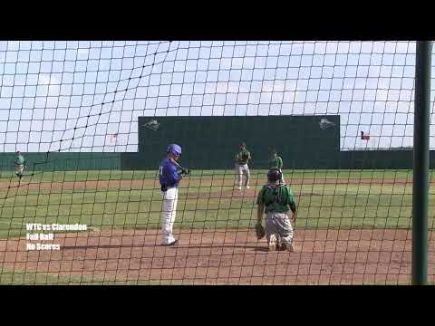 Western Texas College vs Clarendon College (Baseball FALL BALL)