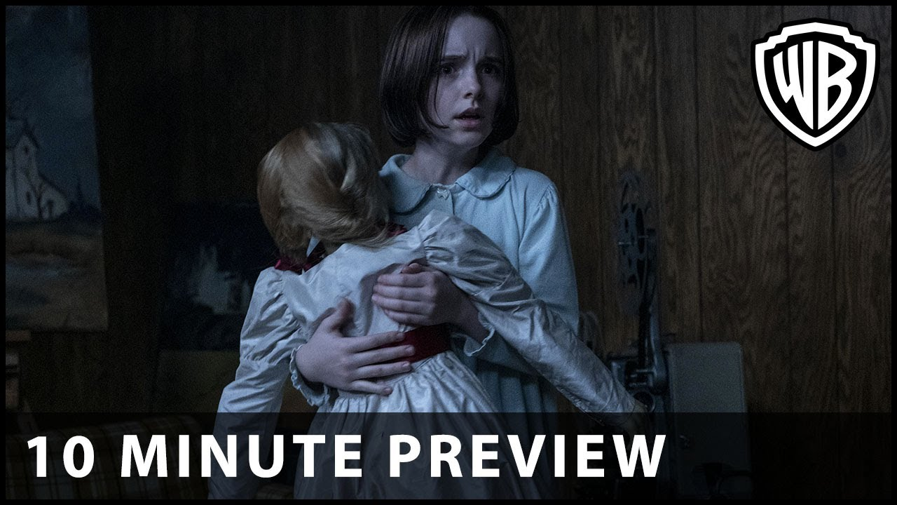 Download Annabelle Comes Home - First Ten Minutes - Warner Bros. UK