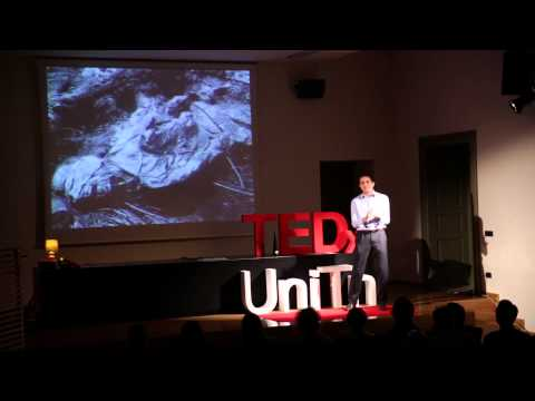 The Greek Taxi Driver Who Saved my Life: Andrea Gerosa at TEDxUniTn