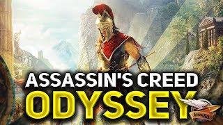 Стрим - Assassin's Creed Odyssey - Прохождение Часть 3
