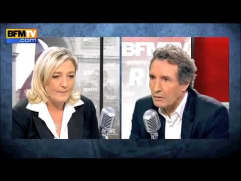marine le pen et le mariage gay youtube. Black Bedroom Furniture Sets. Home Design Ideas
