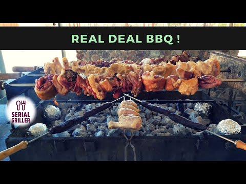 THIS IS BBQ ! REAL DEAL CYPRUS COOK-OUT ! ΧΩΡΙΣ ΠΟΛΛΑ ΠΟΛΛΑ & ΧΩΡΙΣ ...ΦΙΛΟΣΟΦΙΑ 😎😏 ΕΔΩ ΟΙ ΓΕΥΣΕΙΣ!