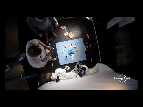 Behind the scenes | Art direction for Amazing Experiences (Aus & NZ)