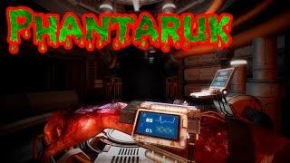 Обзор Phantaruk | Шприцы, мутанты и немного клаустрофобии | Первый взгляд