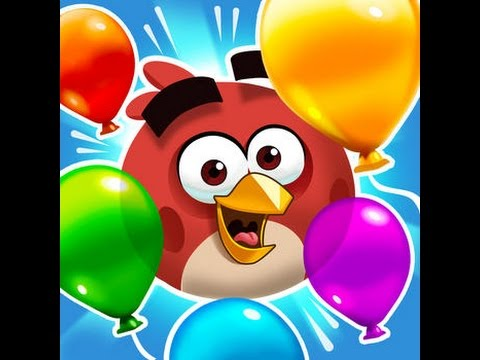 Trial And Error Into Madness - Angry Birds Blast #1