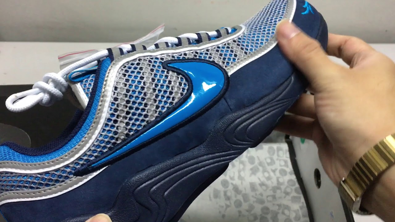 e7975d7be6505 開箱:unwrapping the Nike Air Zoom Spiridon 16   Stash - YouTube