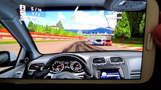 Real Racing 2 Android Gameplay Samsung Galaxy Note II