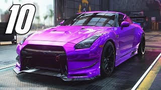 Need for Speed: Heat - Part 10 - Nissan GTR Build