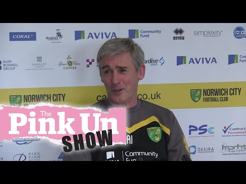 Alan Irvine on Norwich City's released stars & where next for Canaries