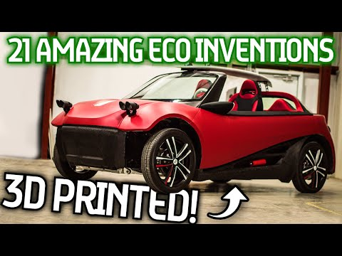 Top 21 Amazing Eco Inventions - World Environment Day 2016