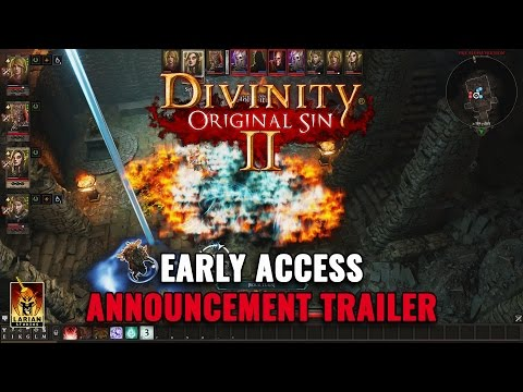 Divinity: Original Sin 2 - Early Access Announcement Trailer