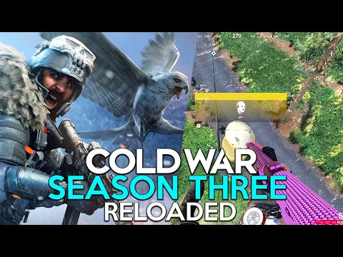 Season 3 Reloaded Zombies Leaked Gameplay & DOWNLOAD! Black Ops Cold War Season 3 Reloaded Revealed!